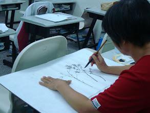 Photo: 20111003頭份(一)山水有情—中國山水畫初探003