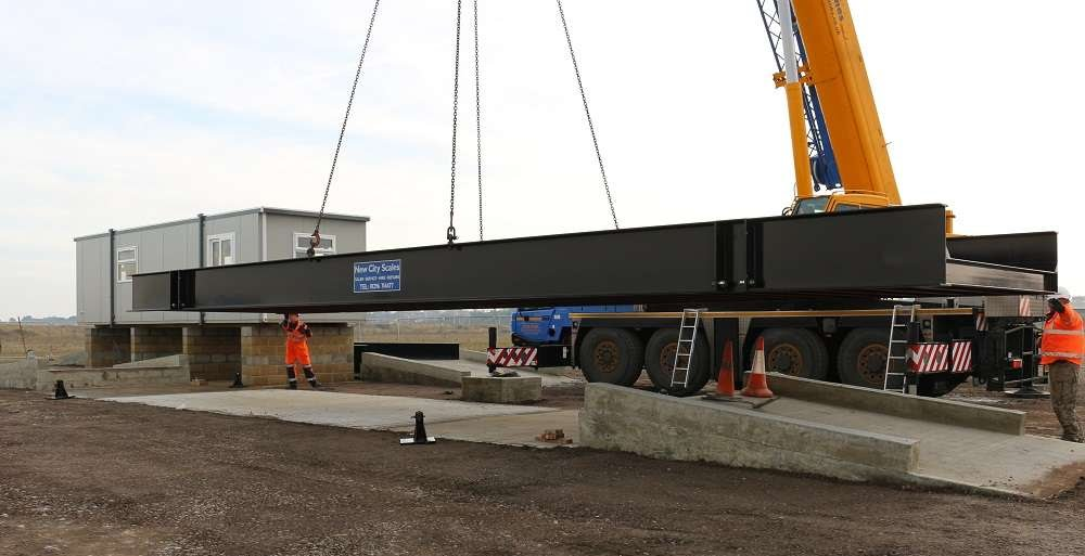 Weighbridge Testing | Milton Keynes - New City Scales Ltd