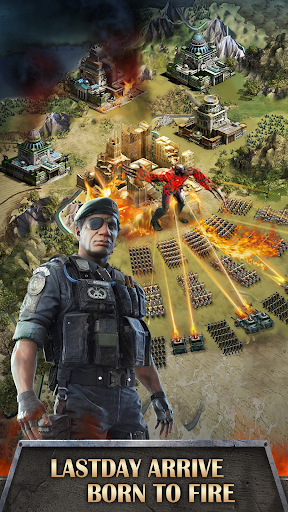 Mutants War: Heroes vs Zombies MMOSLG APK MOD – Pièces de Monnaie Illimitées (Astuce) screenshots hack proof 2