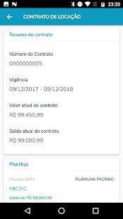 TOTVS Meus Contratos - náhled