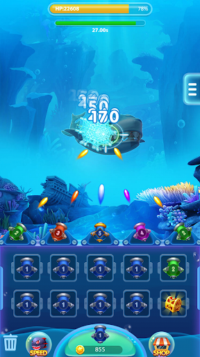 Code Triche Royal Fish Hunter - Become a millionaire APK MOD screenshots 3
