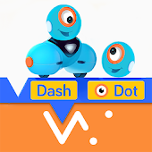 Blockly for Dash & Dot robots icon