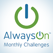 AlwaysOn™ Monthly Challenges