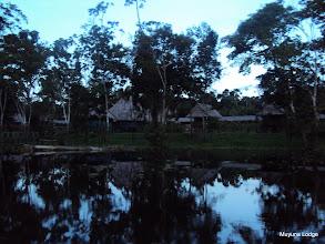 Photo: about 6:00 pm / cerca de las 6:00 pm