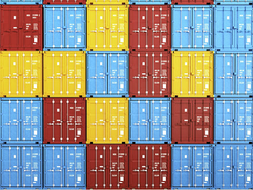 Containers. Picture: 123RF/MONIKA MYNEK
