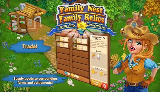 Family Nest: Family Relics - Farm Adventures apktram screenshots 6