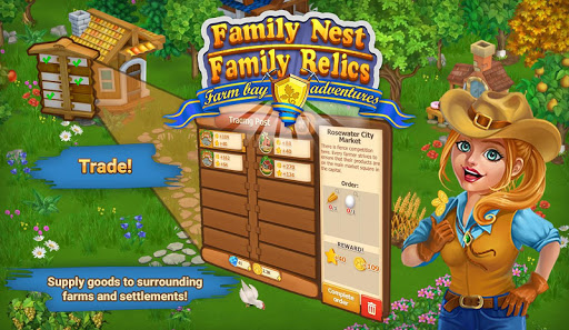 Family Nest: Family Relics - Farm Adventures 1.0105 6