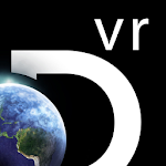 Discovery VR for Cardboard Icon