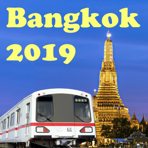 Bangkok BTS MRT Plan 2019