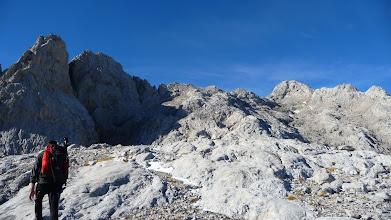 Photo: A la izquierda Tiro Llago, a la derecha Torre Blanca