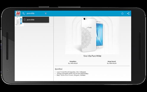 Harga HP Vivo Terbaru Offline - náhled