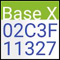 Base X icon