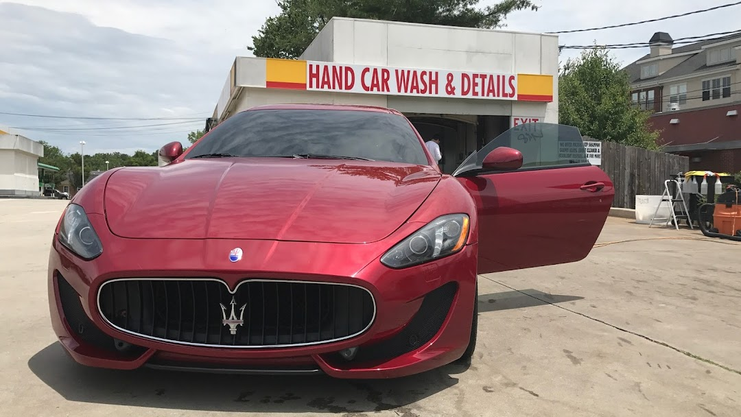 Luxury Hand Car Wash Service Llc Car Wash In Dunwoody