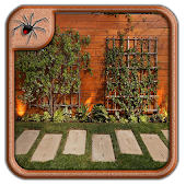 Natural Garden Fences Design