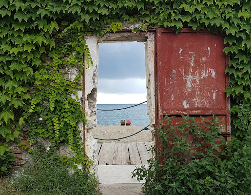La porta nascosta di mt antona