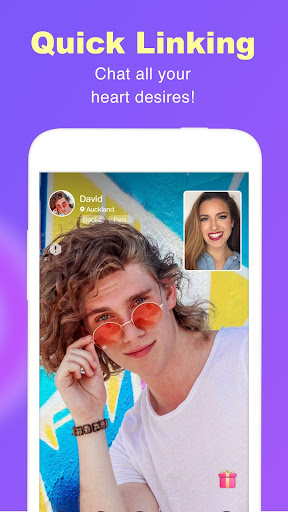 Wink Plus-Fun video chat screenshot 4
