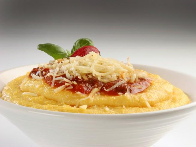 Creamy Parmesan Polenta Recipe | Yummly