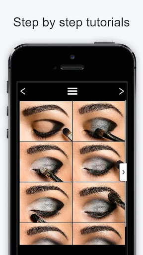 Eyes makeup 2018 ( New) 32.0.0 screenshots 2