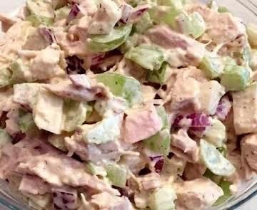 Chicken Pear Salad