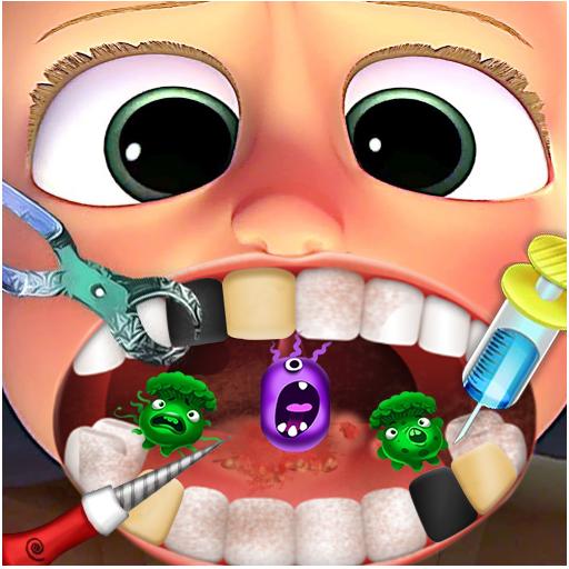 Crazy Baby Boss Dentist