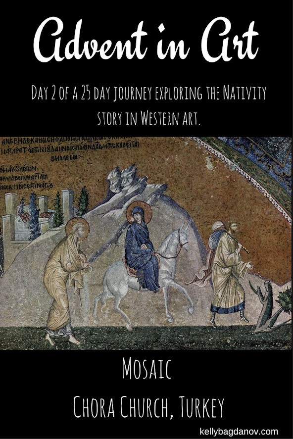 Article 2 in a series about the nativity in Western art.