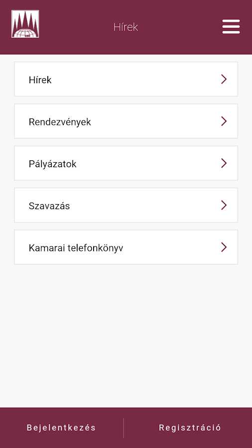 KamarApp- screenshot