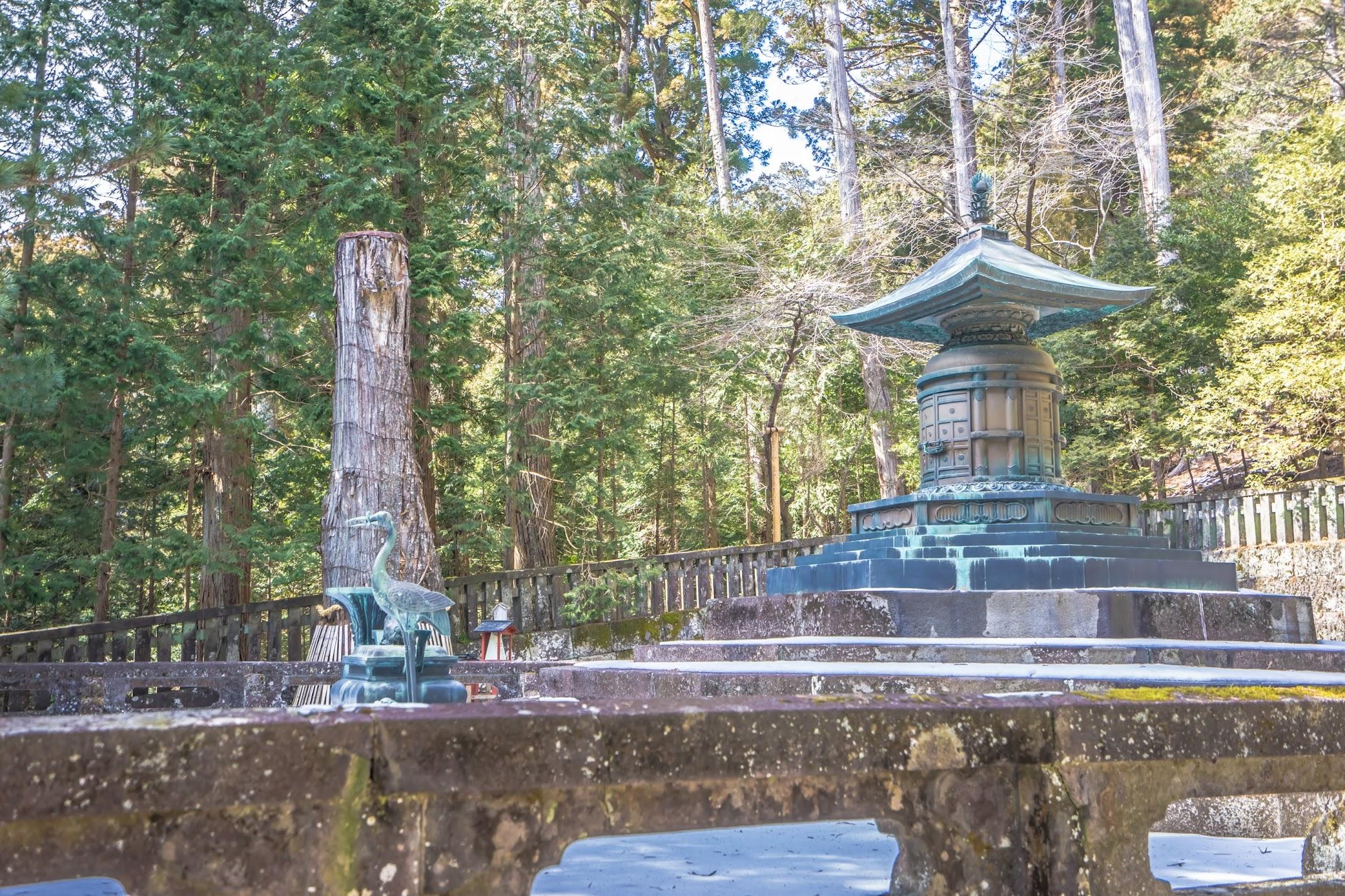 Nikko Toshogu Shrine Inner Shrine2