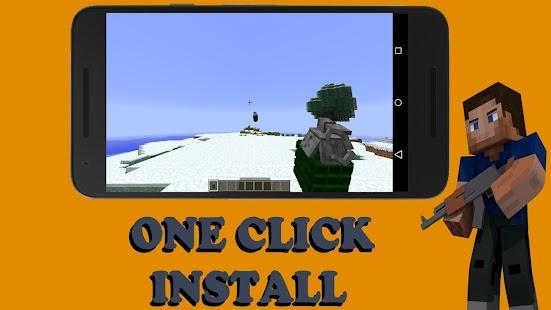 Mods for minecraft pe приложение