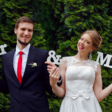 Wedding photographer Nataliya Urlis (Natey). Photo of 05.08.2016
