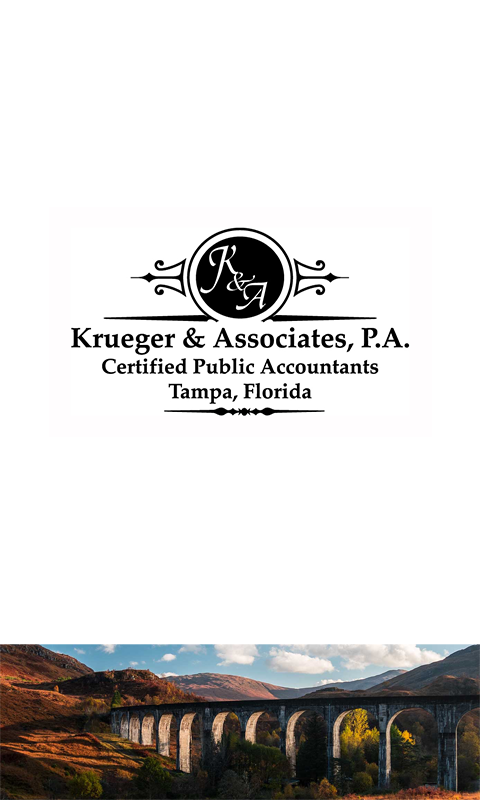 Krueger CPA Firm- screenshot