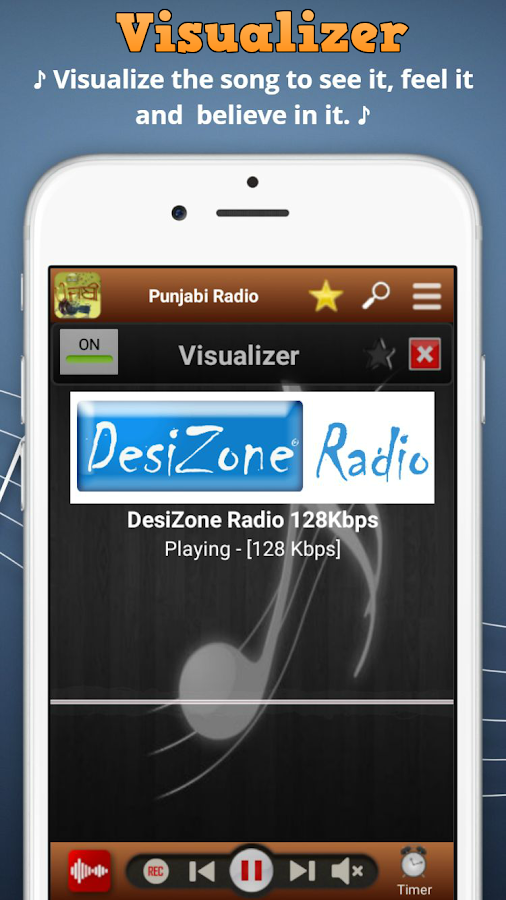 Punjabi Radio - Punjabi Songs- screenshot