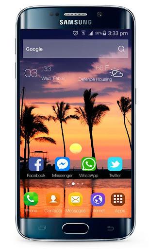 Launcher Nokia 6 theme 1.0.7 screenshots 2