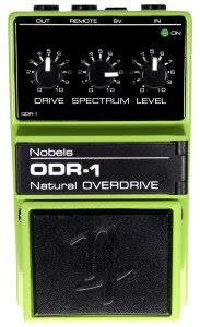 Nobels ODR-1BC w Bass Cut switch