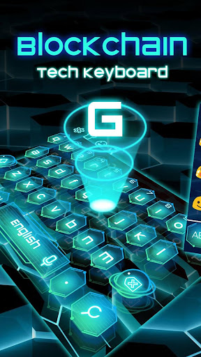 Ripple Block Chain Keyboard 10001003 screenshots 2