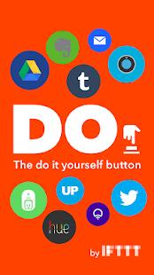 DO Button by IFTTT Screenshot 2