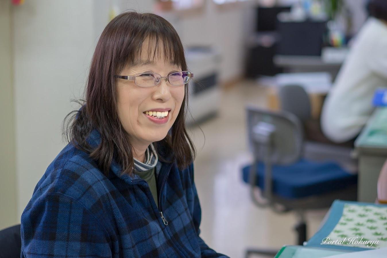 村井恵さん
