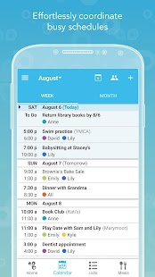 Cozi Family Organizer- screenshot thumbnail