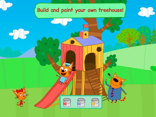 Kid-E-Cats: Adventures. A baby game apktram screenshots 23