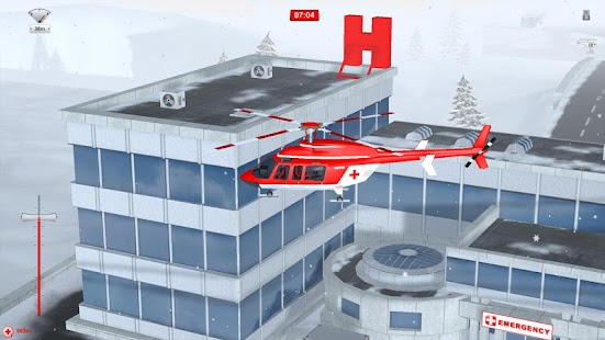 Mountain Rescue Copter - náhled