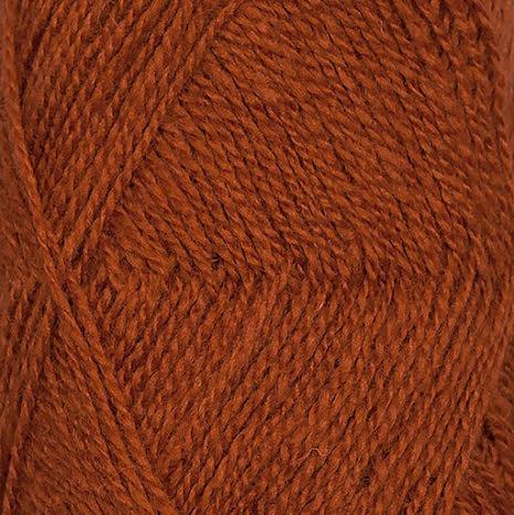 Rauma Finull. Mörk orange 434
