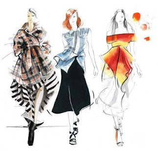Fashion illustrations- screenshot thumbnail