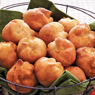 Brie Biscuit Poppers.