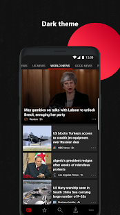 Microsoft News Screenshot