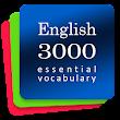 Learn English 3000. English vocabulary builder icon