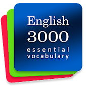 Learn English 3000. English vocabulary builder