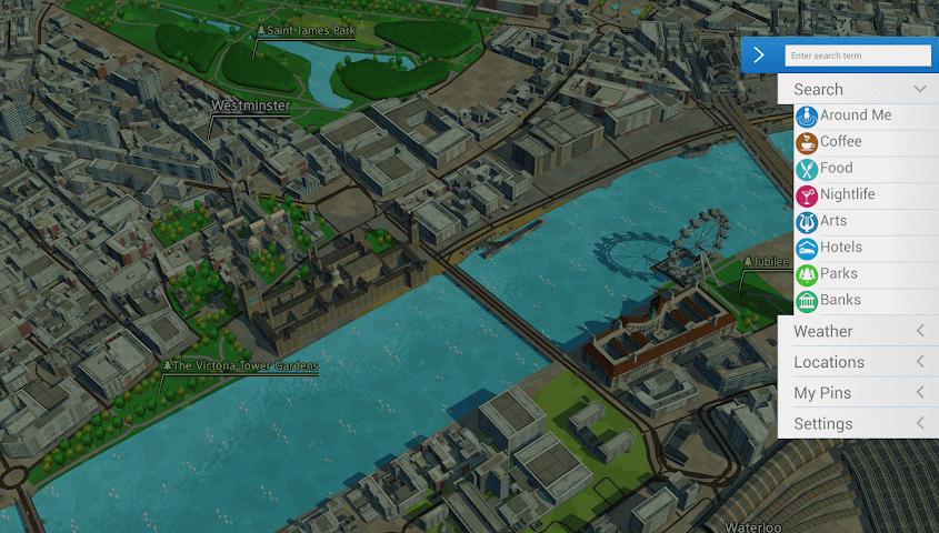 Screenshot 2 Recce - London
