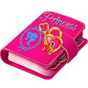 Princess Secret Diary with Lock icon