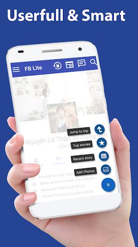 Download Lite for Facebook & Messenger by Messenger lite