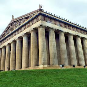 by Joe Machuta - Buildings & Architecture Public & Historical