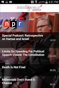 IQ2US Debates- screenshot thumbnail